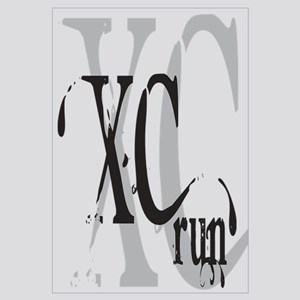 Cross Country XC Poster And Wall Art